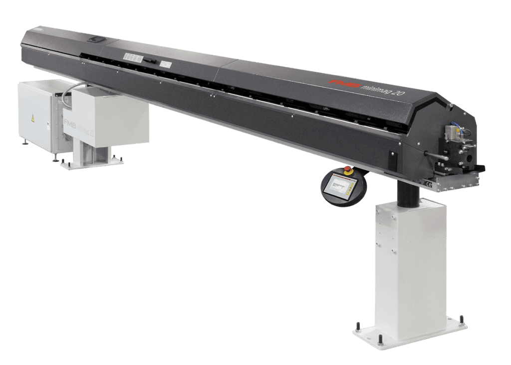 FMB Minimg 20 bar feeder