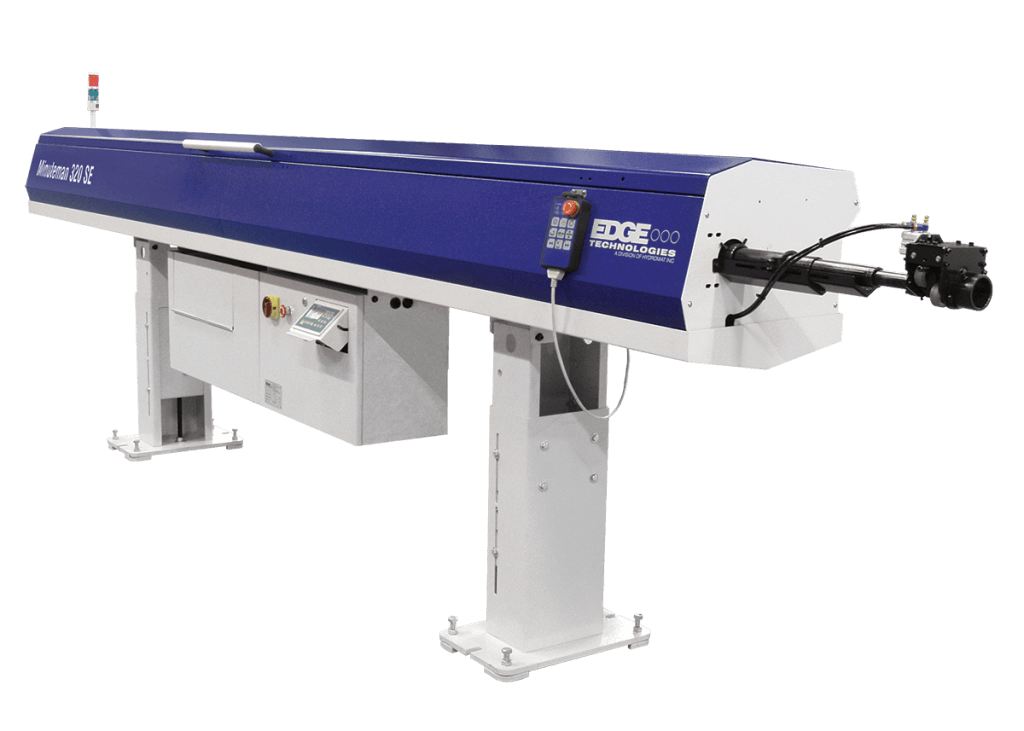 Edge Minuteman 320 SE bar feeder