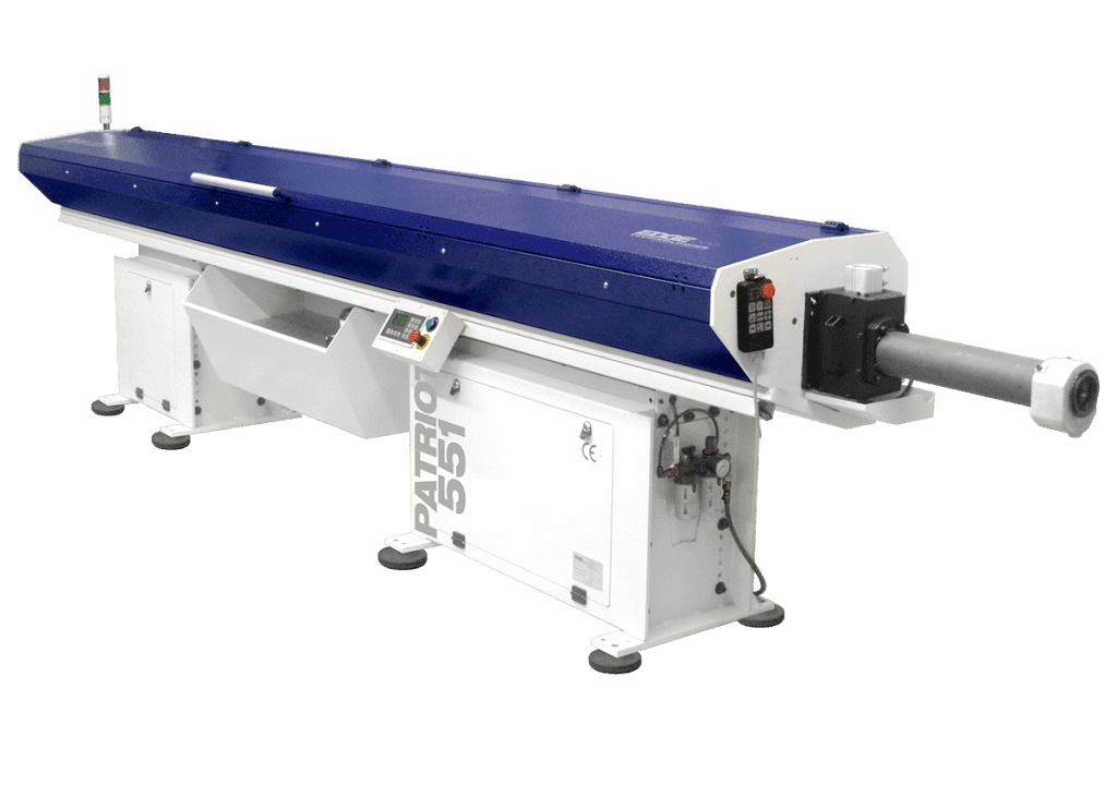 Edge Patriot 551 bar feeder